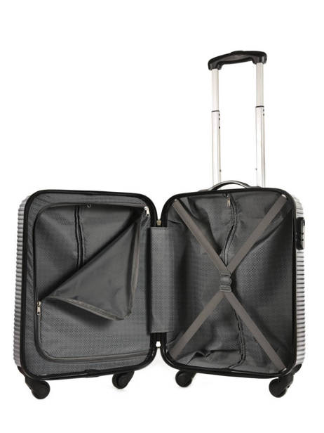 Valise Cabine Travel Gris madrid IG1701-S vue secondaire 5