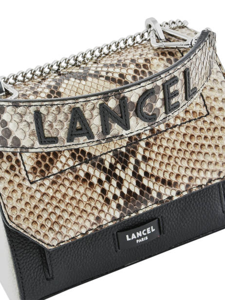 Top Handle S Ninon Python Lancel Multicolor ninon A09369 other view 1