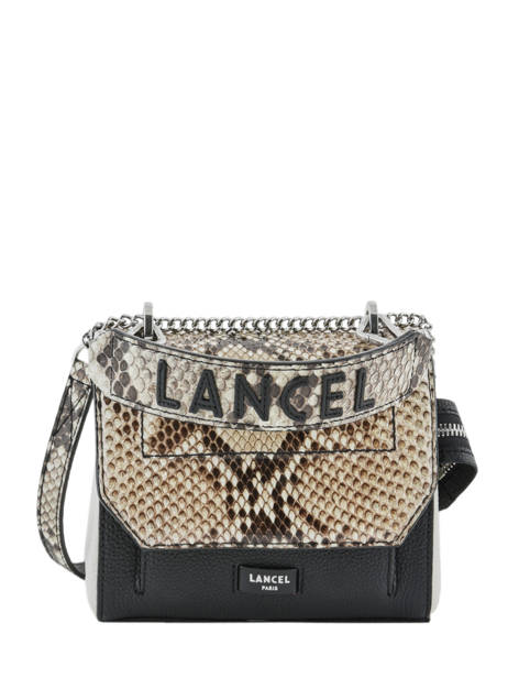 Top Handle S Ninon Python Lancel Multicolor ninon A09369