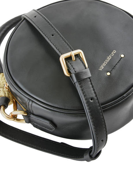 Leather Crossbody Bag Holly Vanessa bruno Black holly 22V40574 other view 1