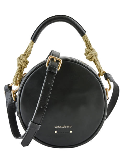 Leather Crossbody Bag Holly Vanessa bruno Black holly 22V40574