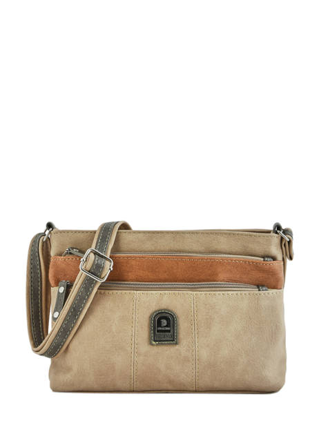 Crossbody Bag Basic Miniprix Beige basic BS162