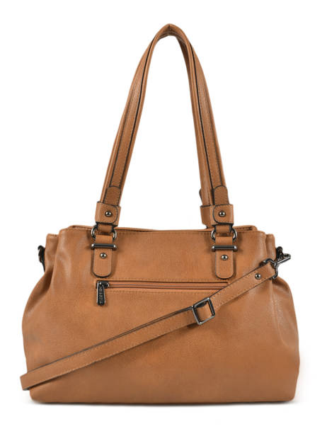 Sac Shopping Gracieuse Hexagona Marron gracieuse 315292 vue secondaire 2
