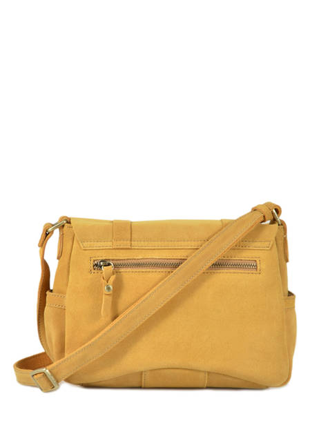 Crossbody Bag Vintage Vintage Mila louise Yellow vintage 3017V other view 3