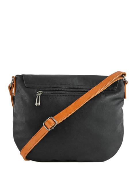 Crossbody Bag Brown Miniprix Black brown H7992 other view 2