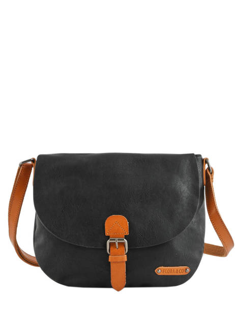 Crossbody Bag Brown Miniprix Black brown H7992