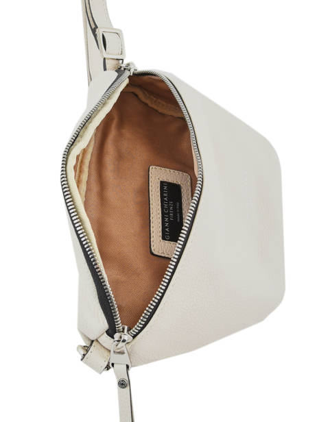 Leather Belt Bag Helena Gianni chiarini Beige koala BS7830 other view 4