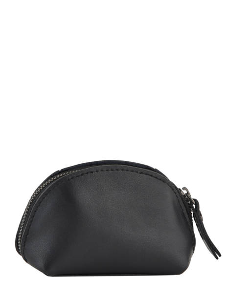 Leather Escarpe Purse Etrier Black escarpe EESC92 other view 2