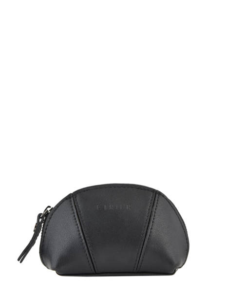 Leather Escarpe Purse Etrier Black escarpe EESC92