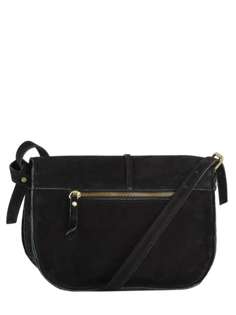 Crossbody Bag Tornade Leather Etrier Black tornade ETOR01 other view 4