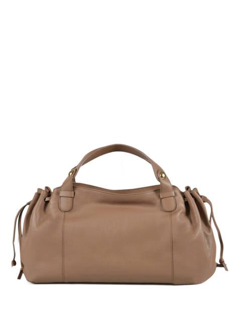 Leather Tote Bag Biarritz Gerard darel Black biarritz DMS38451