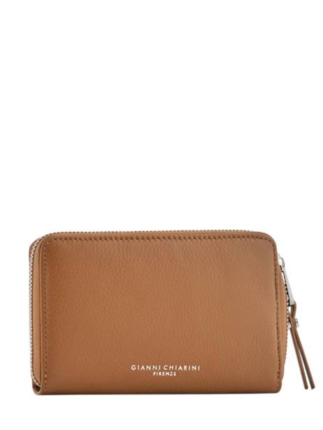 Leather Elettra Wallet Gianni chiarini Brown accessoires PF5043 other view 2