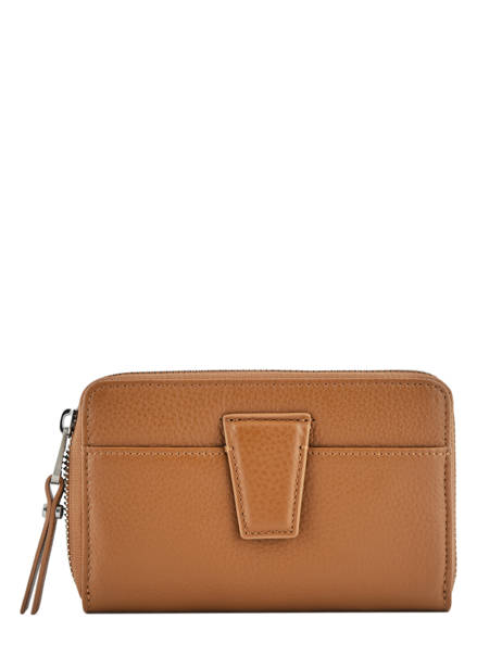 Leather Elettra Wallet Gianni chiarini Brown accessoires PF5043