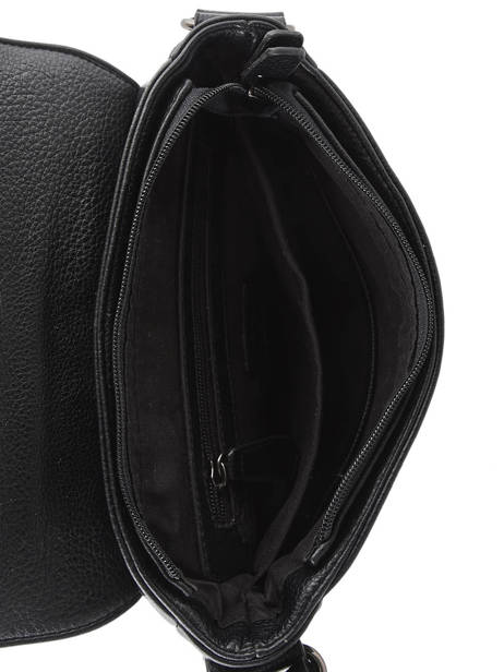 Crossbody Bag Circle Torrow Black tokyo TTOK05 other view 3
