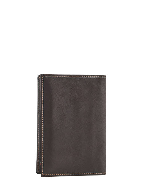 Wallet Leather Etrier Brown oil EOIL429 other view 2