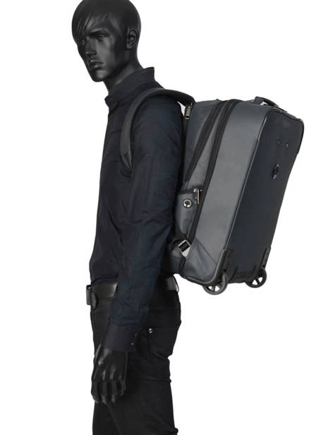 Backpack On Wheels Parvis 2 Compartments Delsey Black parvis + 3944659 other view 4