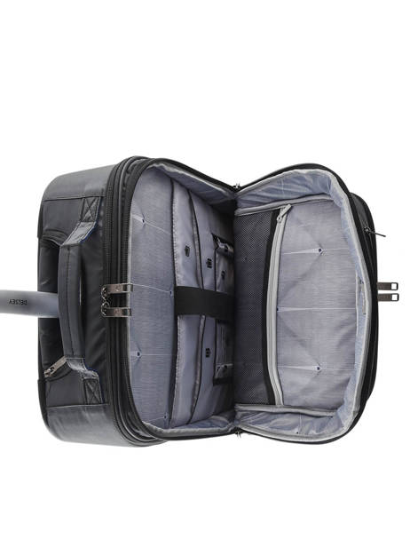 Backpack On Wheels Parvis 2 Compartments Delsey Black parvis + 3944659 other view 8
