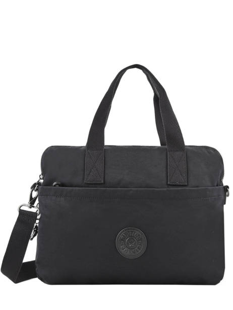 Business Bag Elsi Large 1 Compartment Kipling Black working I6374