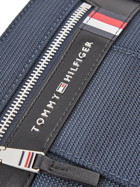 Crossbody Bag Tommy hilfiger Blue elevated AM05811 other view 1