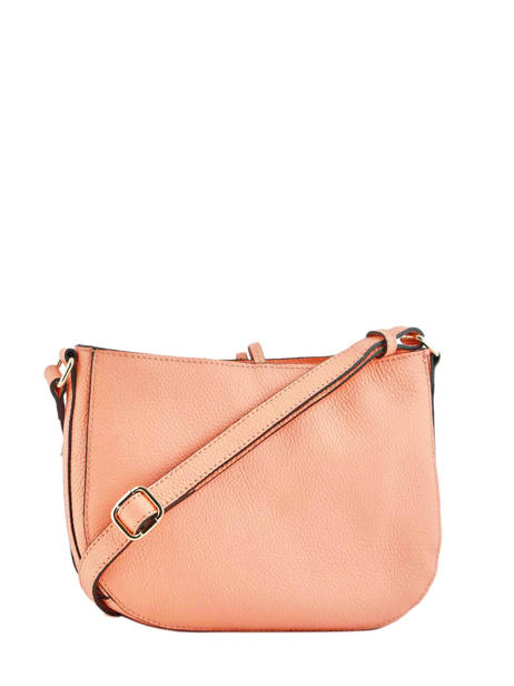 Crossbody Bag Tradition Leather Etrier Orange tradition EHER3A other view 3