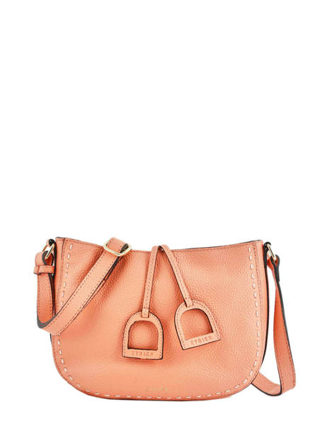 Crossbody Bag Tradition Leather Etrier Orange tradition EHER3A