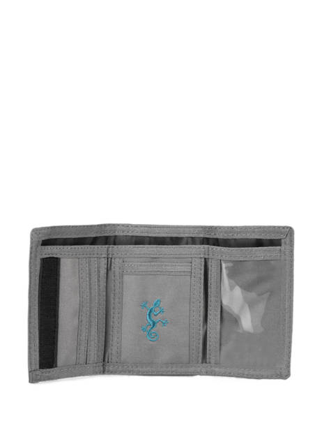 Compact Kids Wallet Basic Cameleon Gray basic BAS-WALL other view 1