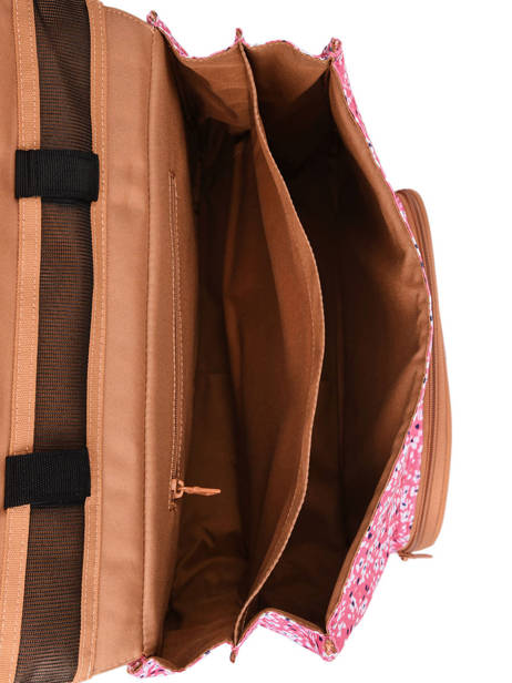Satchel 2 Compartments Tann's Pink fantaisie fille 38263 other view 5