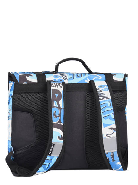 Satchel 2 Compartments Rip curl Blue surf BBPBK5SU other view 4