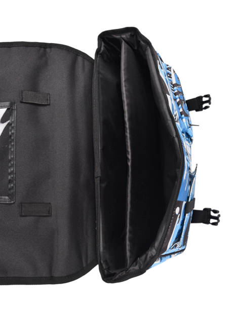 Satchel 2 Compartments Rip curl Blue surf BBPBK5SU other view 5