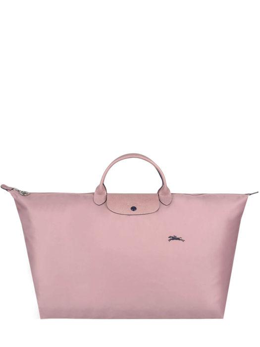 Longchamp Le pliage club Travel bag Pink