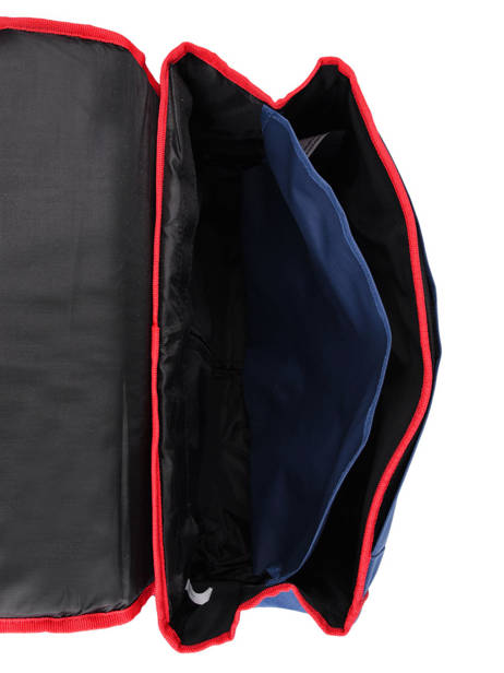 Wheeled Schoolbag 2 Compartments Federat. france football Blue equipe de france 203X203R other view 4