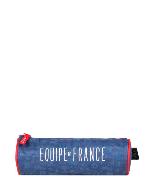 Kit 1 Compartment Federat. france football Blue equipe de france 203X207P