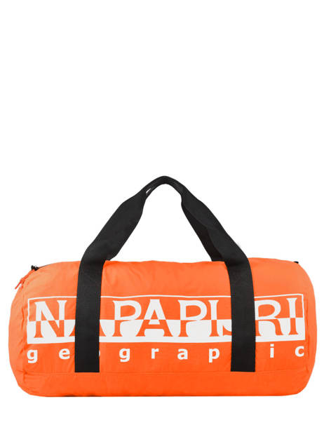 Travel Bag Bering Napapijri Orange bering NOYHMQ