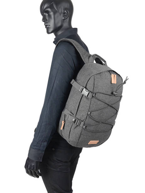 Backpack Eastpak Gray K34F other view 2