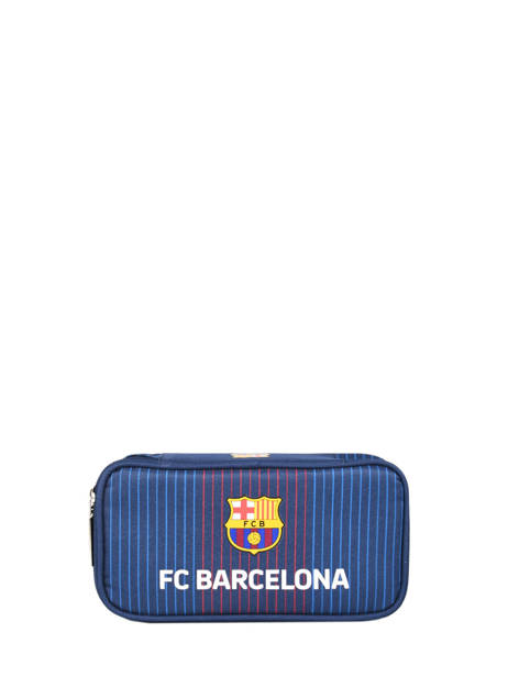 Kit 1 Compartment Fc barcelone Blue fc barcelona OVALNA1