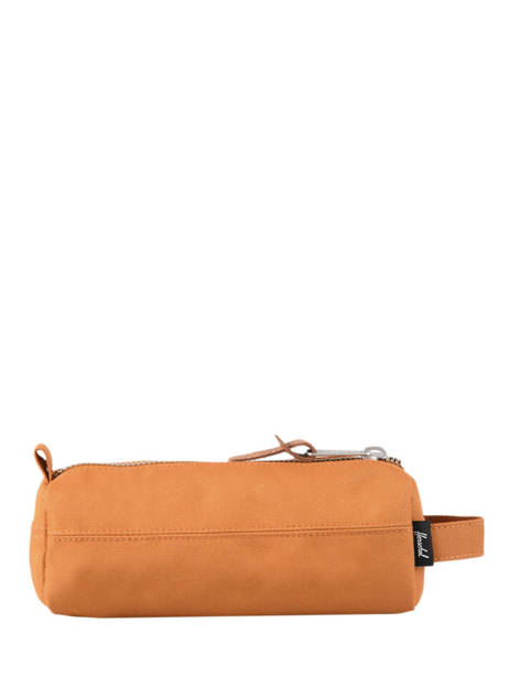 Trousse 1 Compartiment Herschel Orange classics 10071 vue secondaire 1