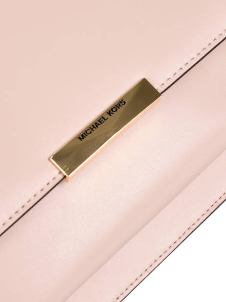Crossbody Bag Jade Leather Michael kors Pink jade S9GJ4L9L other view 1