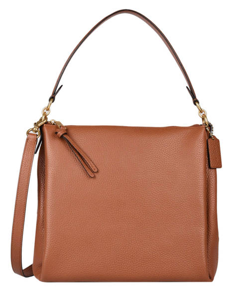 Leather Shay Shoulder Bag Coach Orange shay 93811