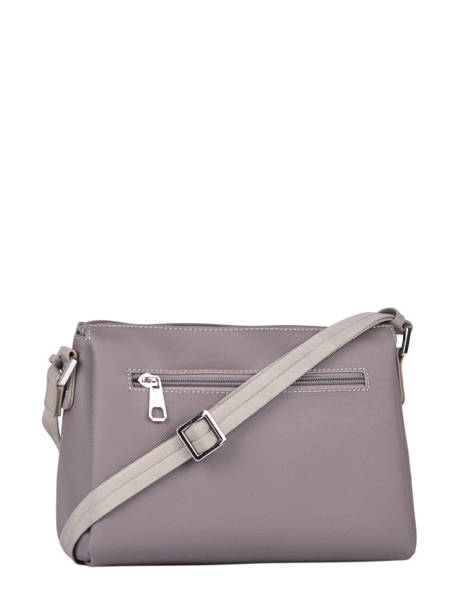 Crossbody Bag Serena Hexagona Violet serena 586384 other view 2