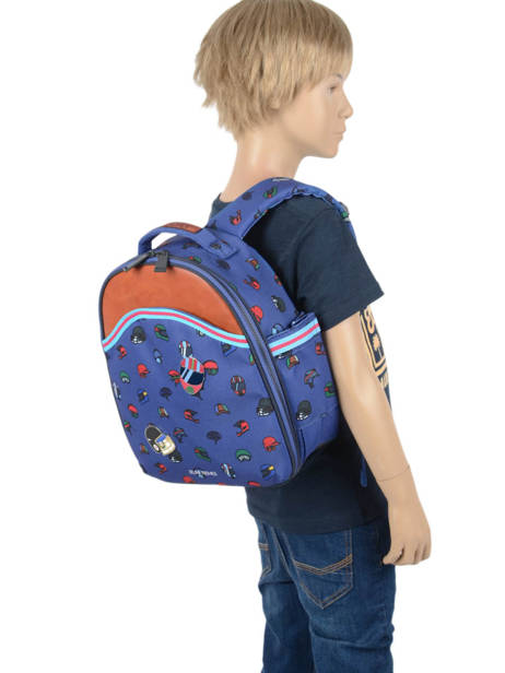 Backpack Jeune premier daydream boys B other view 2