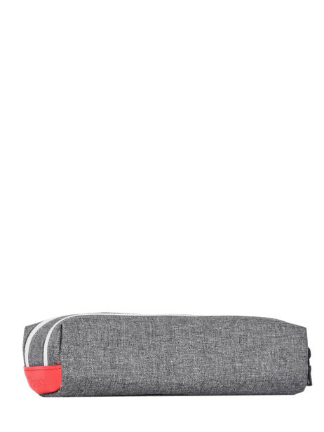 Trousse 2 Compartiments Tann's Gris les chines 12134 vue secondaire 2