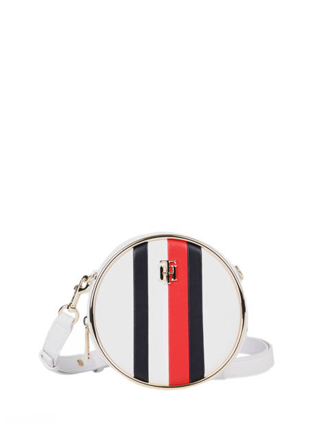 Sac Bandouliere Statement Tommy hilfiger Blanc statement AW08530