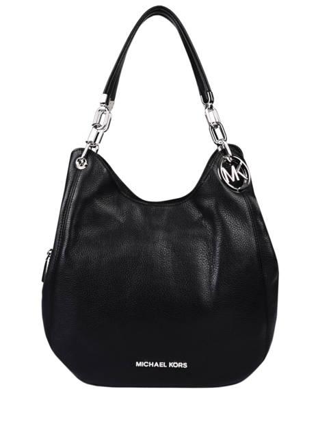 Shoulder Bag Lilie Leather Michael kors Black lilie T9S0LE3L
