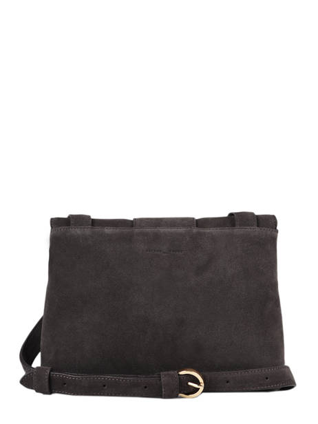 Suede Leather Bag Enora  Nathan baume Brown nathan 28L other view 4