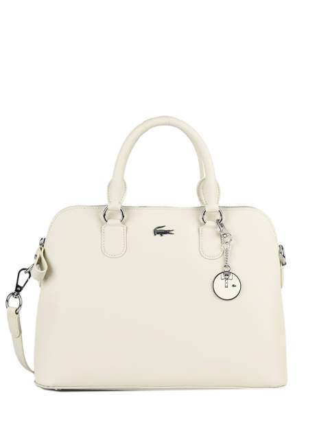 Top Handle Daily Classic Lacoste Beige daily classic NF2776DC