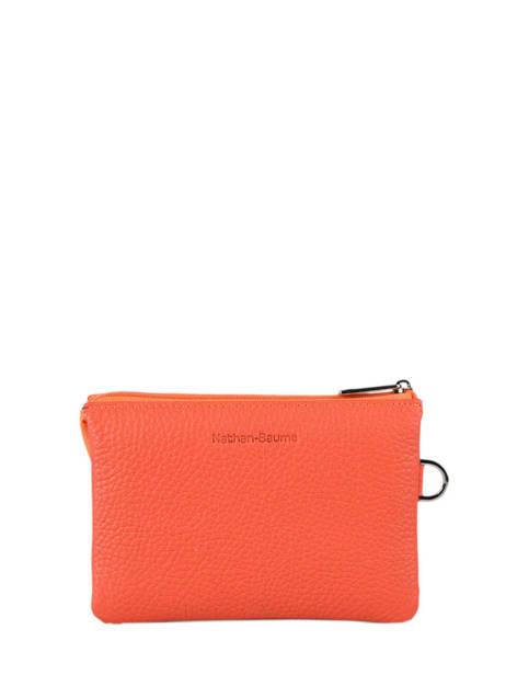 Case Leather Nathan baume Orange original n 283N other view 2