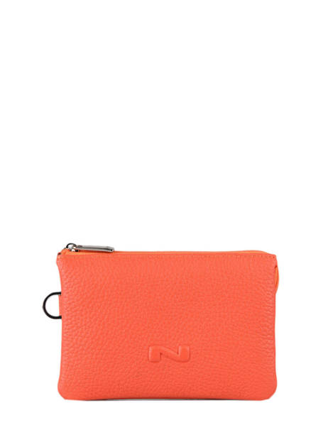 Case Leather Nathan baume Orange original n 283N