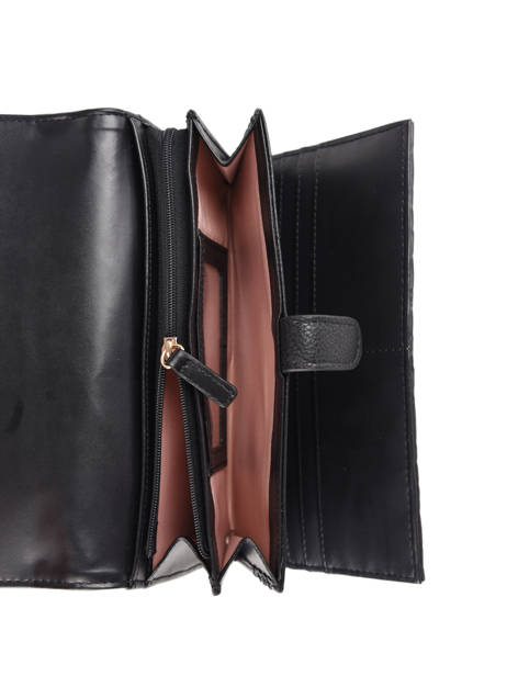 Continental Wallet Liu jo Black manhattan NF0147 other view 3