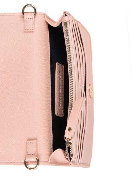 Shoulder Bag Th Saffiano Tommy hilfiger Pink th saffiano AW08534 other view 3