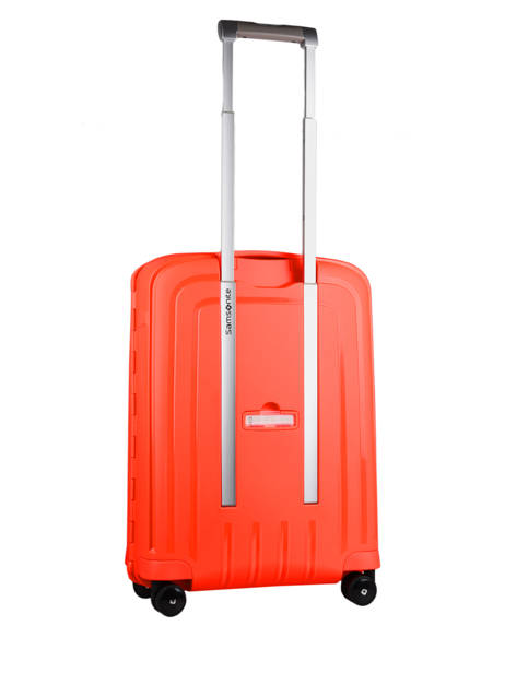 Cabin Luggage Samsonite s'cure 10U003 other view 4